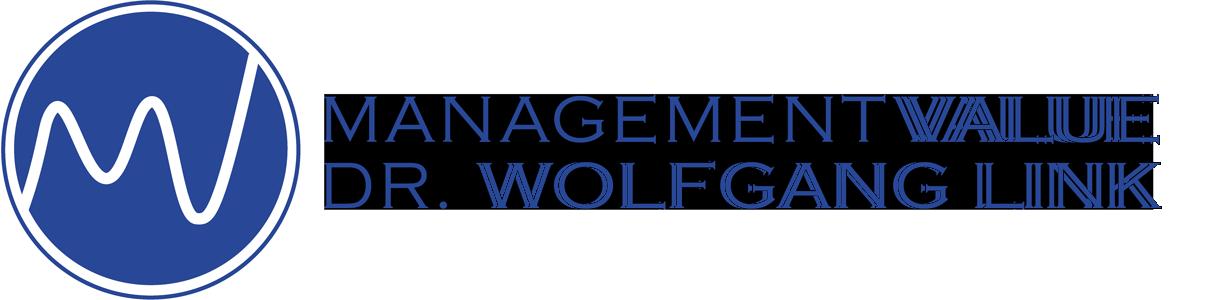 Management Value Dr. Wolfgang Link